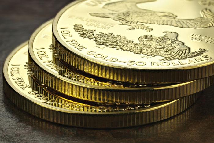 Goldmünzen verkaufen Köln