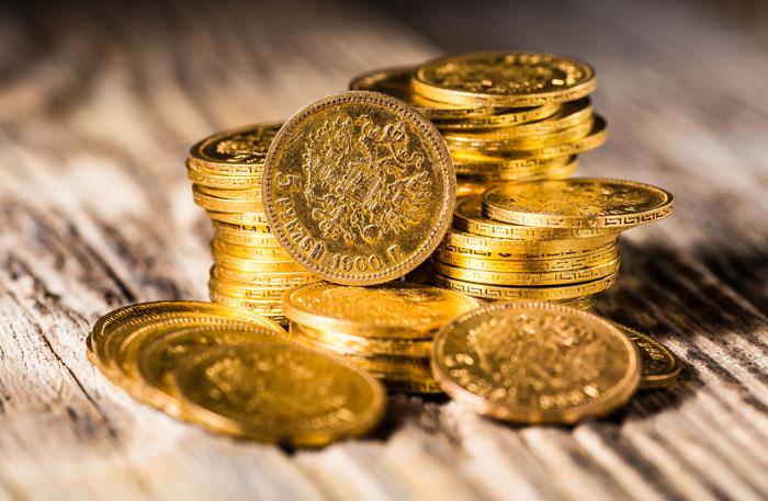 Goldmünzen verkaufen in Köln